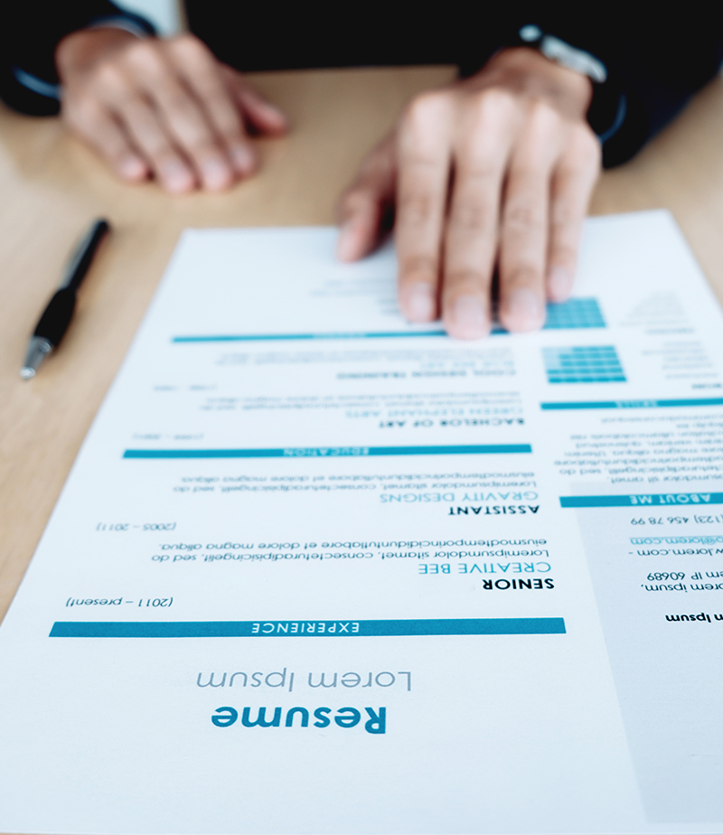 Four Ethical Ways To Improve Your CV