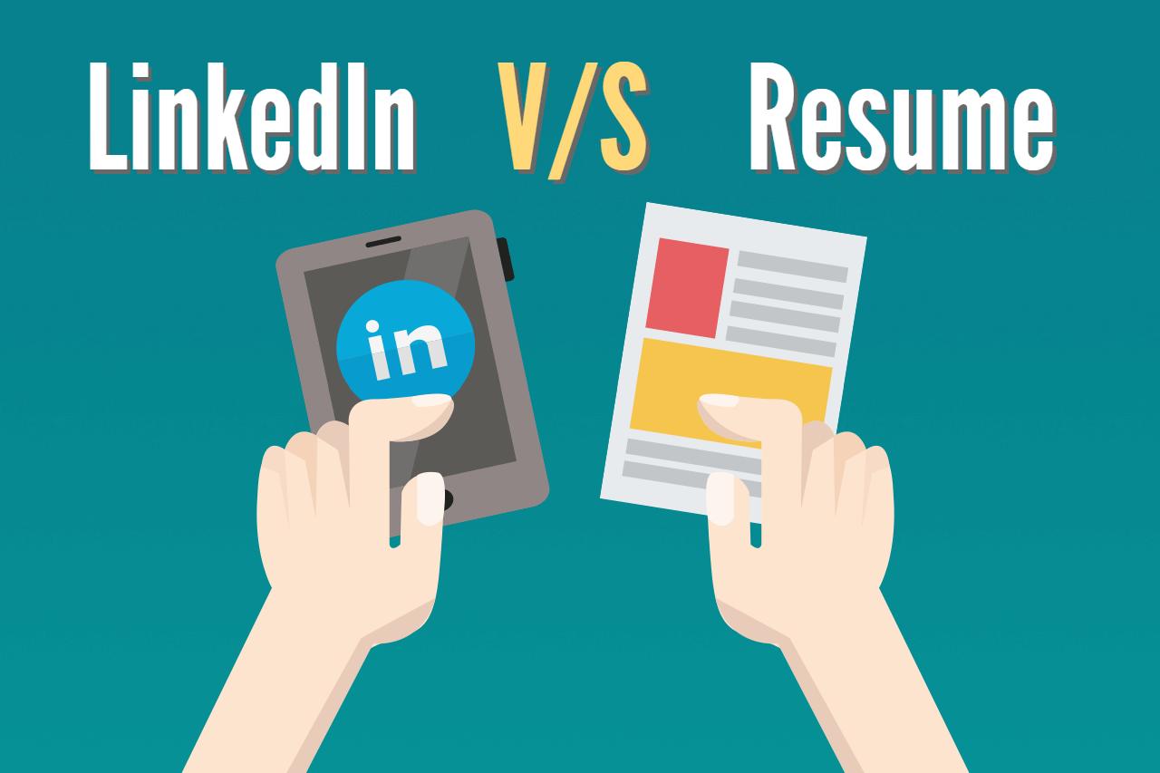 5 Reasons Why LinkedIn Users Still Need A Good Resume