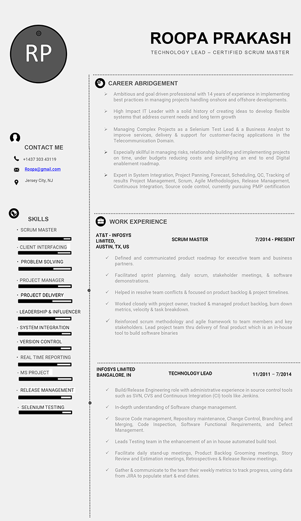 resume writing services in south delhi